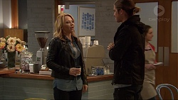 Steph Scully, Tyler Brennan in Neighbours Episode 7245
