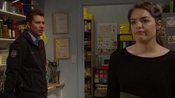 Mark Brennan, Paige Novak in Neighbours Episode 7246