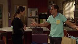 Paige Novak, Aaron Brennan in Neighbours Episode 7246