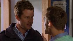 Mark Brennan, Aaron Brennan in Neighbours Episode 7246