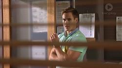 Aaron Brennan in Neighbours Episode 7246