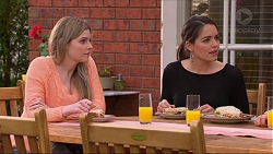 Amber Turner, Paige Novak in Neighbours Episode 7247