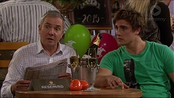 Karl Kennedy, Kyle Canning in Neighbours Episode 7247