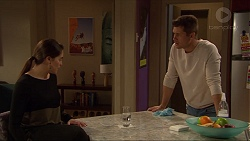 Paige Smith, Mark Brennan in Neighbours Episode 7247