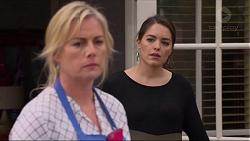Lauren Turner, Paige Smith in Neighbours Episode 7247