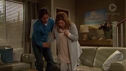 Brad Willis, Terese Willis in Neighbours Episode 7248
