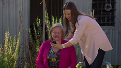 Sheila Canning, Amy Williams in Neighbours Episode 7248
