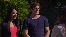 Shay Daeng, Kyle Canning, Amy Williams in Neighbours Episode 7248