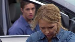 Tyler Brennan, Steph Scully in Neighbours Episode 7248