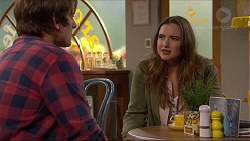 Kyle Canning, Amy Williams in Neighbours Episode 7248