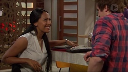 Shay Daeng, Kyle Canning in Neighbours Episode 7248