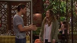 Tyler Brennan, Amy Williams in Neighbours Episode 7248