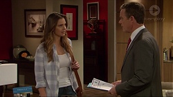 Amy Williams, Paul Robinson in Neighbours Episode 7250