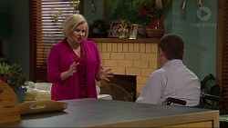 Sheila Canning, Toadie Rebecchi in Neighbours Episode 7250