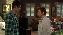Ben Kirk, Susan Kennedy in Neighbours Episode 7251