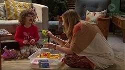 Nell Rebecchi, Sonya Rebecchi in Neighbours Episode 7251
