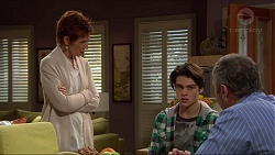 Susan Kennedy, Ben Kirk, Karl Kennedy in Neighbours Episode 7251