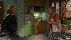 Steph Scully, Sonya Rebecchi in Neighbours Episode 7251
