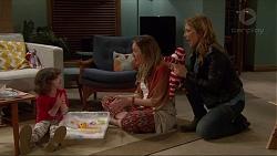 Nell Rebecchi, Sonya Rebecchi, Steph Scully in Neighbours Episode 7251