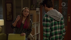 Piper Willis, Ben Kirk in Neighbours Episode 7251