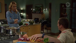 Steph Scully, Toadie Rebecchi in Neighbours Episode 7252