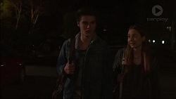 Ben Kirk, Piper Willis in Neighbours Episode 7252