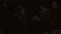 Piper Willis, Ben Kirk in Neighbours Episode 7252
