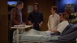 Karl Kennedy, Brad Willis, Susan Kennedy, Terese Willis in Neighbours Episode 7252