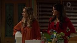 Sonya Rebecchi, Vanessa Villante in Neighbours Episode 7252
