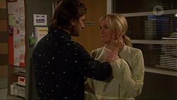 Brad Willis, Lauren Turner in Neighbours Episode 7252