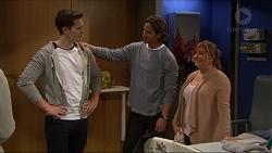 Josh Willis, Brad Willis, Terese Willis in Neighbours Episode 7252