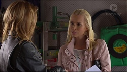 Steph Scully, Cecilia Saint in Neighbours Episode 7253