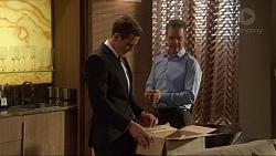 Aaron Brennan, Paul Robinson in Neighbours Episode 7254