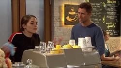Paige Novak, Mark Brennan in Neighbours Episode 7254