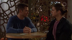 Mark Brennan, Tyler Brennan in Neighbours Episode 7254