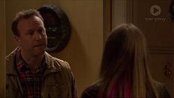 Dennis Cain, Piper Willis in Neighbours Episode 7254