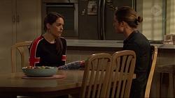 Paige Novak, Tyler Brennan in Neighbours Episode 7254