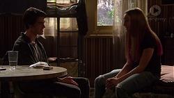 Ben Kirk, Piper Willis in Neighbours Episode 7254