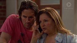 Brad Willis, Terese Willis in Neighbours Episode 7255