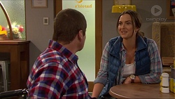 Toadie Rebecchi, Amy Williams in Neighbours Episode 7255