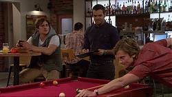 Kyle Canning, Nate Kinski, Daniel Robinson in Neighbours Episode 7255