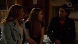 Terese Willis, Piper Willis, Brad Willis in Neighbours Episode 7256