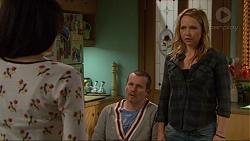 Vanessa Villante, Toadie Rebecchi, Steph Scully in Neighbours Episode 7256