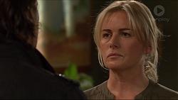 Brad Willis, Lauren Turner in Neighbours Episode 7256