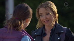 Amy Williams, Steph Scully in Neighbours Episode 7257
