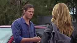 Tyler Brennan, Steph Scully in Neighbours Episode 7257