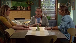 Sonya Mitchell, Toadie Rebecchi, Amy Williams in Neighbours Episode 7257