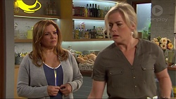 Terese Willis, Lauren Turner in Neighbours Episode 7257