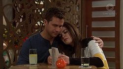 Mark Brennan, Paige Novak in Neighbours Episode 7257