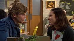 Daniel Robinson, Imogen Willis in Neighbours Episode 7258